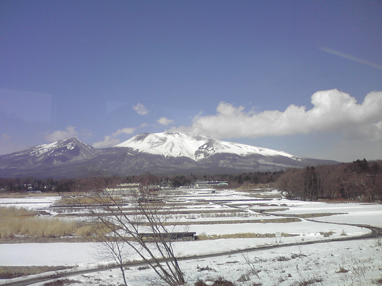 今日の浅間山【晴れ】
