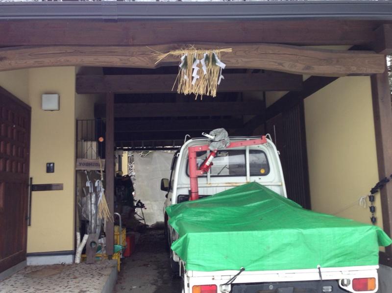 今日の軽井沢【曇り時々雪】