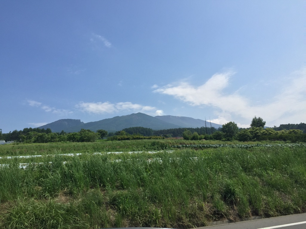 今日の軽井沢【晴れ】