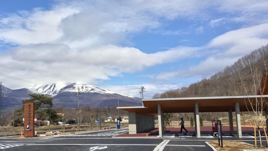 今日の軽井沢【雨のち晴れ】