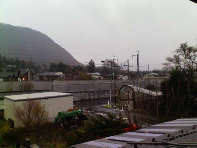今の軽井沢【豪雨】