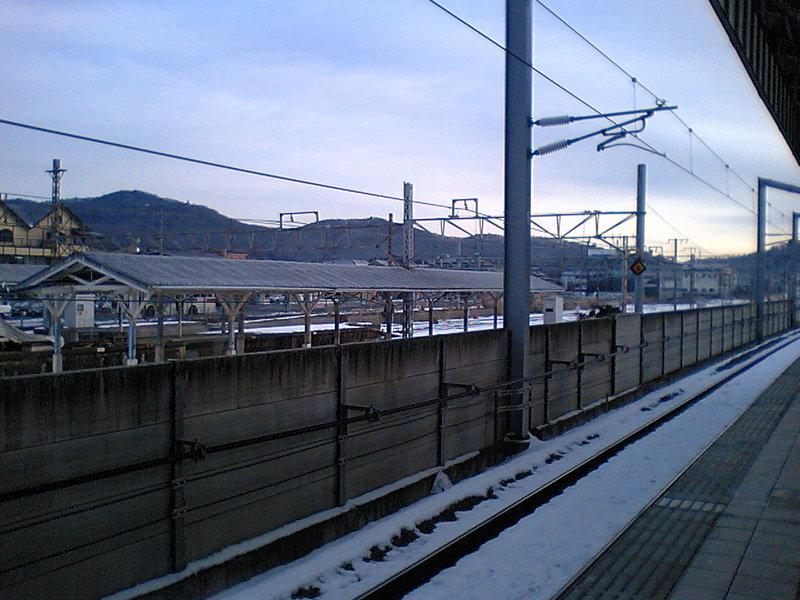 今朝の軽井沢【薄曇り】