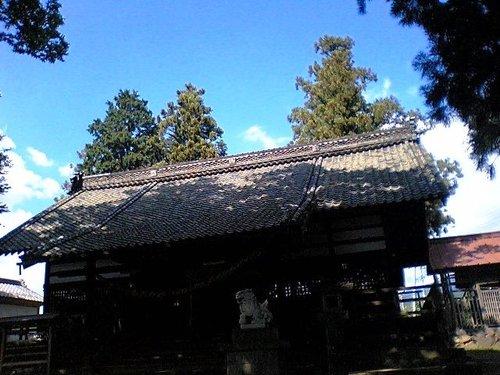 【海野宿:00】白鳥神社