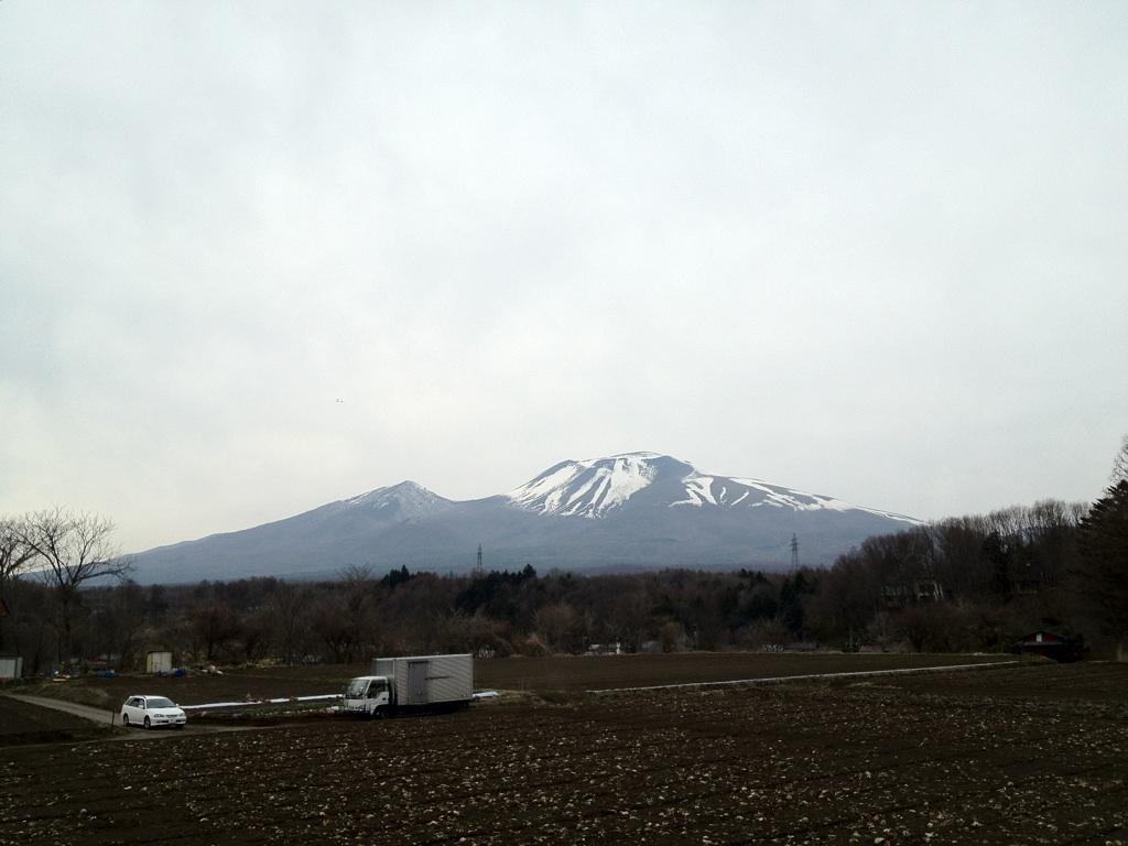 今日の軽井沢【晴れのち曇り】